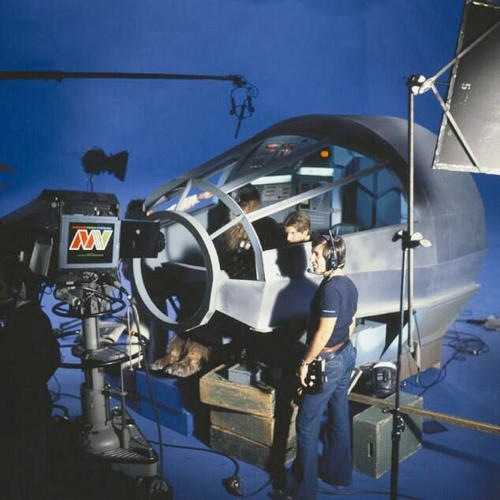 Best of 2014: Chewbaaca Shares Amazing Behind-The-Scene Pics: 3024727-slide-s-15-star-wars-behind-the-scenes-from-the-wookie.jpg