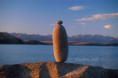 Martin Hill's Environmental Sculpture Photography: two_stones_p.jpg