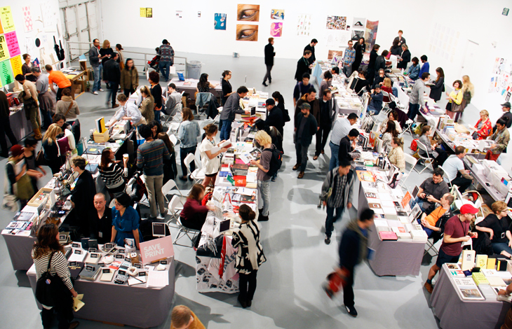 Printed Matter's LA Art Book Fair @ The Geffen Contemporary at MOCA: 120.jpg