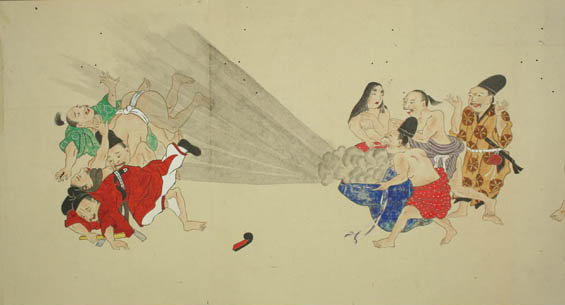 Best of 2014: Drawings of Men Farting from the Japanese Edo Period (1603-1868): chi04_01029_p0017.jpg