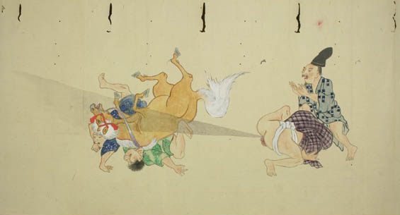Best of 2014: Drawings of Men Farting from the Japanese Edo Period (1603-1868): chi04_01029_p0021.jpg