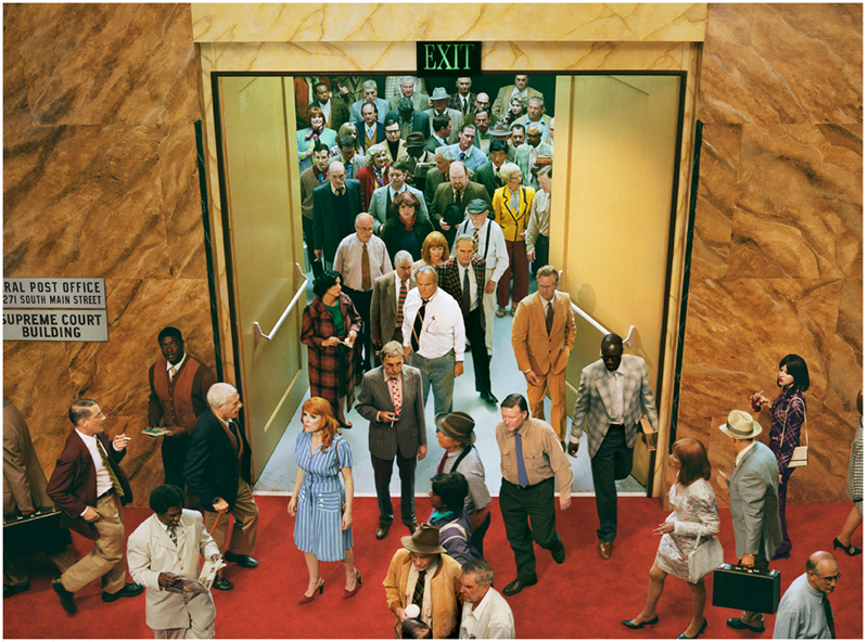 "Alex Prager ""Face in the Crowd"" @ M+B Gallery, Los Angeles: Screen shot 2014-01-22 at 8.40.14 AM.png"