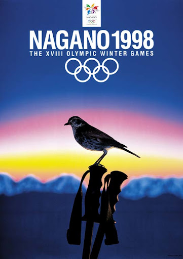 Winter Olympics Posters Through the Ages: 1265981668_1998_nagano_poster.jpg