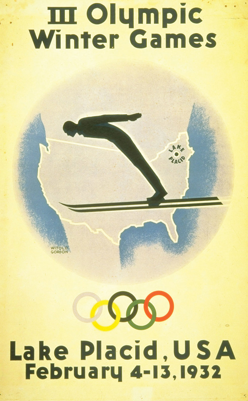 Winter Olympics Posters Through the Ages: 1932_w1.jpg