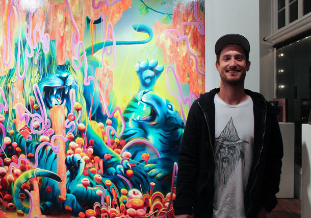"""Feral Creatures"" @ Modern Eden Gallery, SF: Michael-Page.jpg"