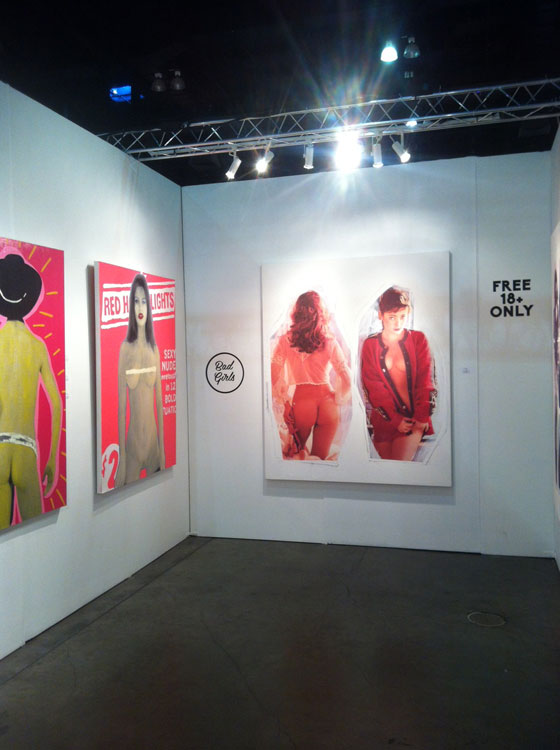 LA Art Show: Tom Dash: photo-1.jpg