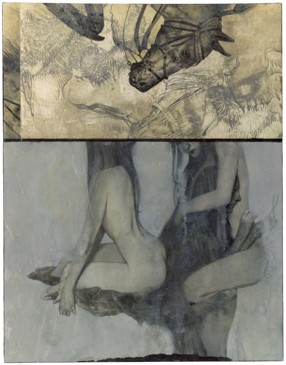Joao Ruas: Interviewed by Zach Tutor: Oana_and_Horse_Study.jpg