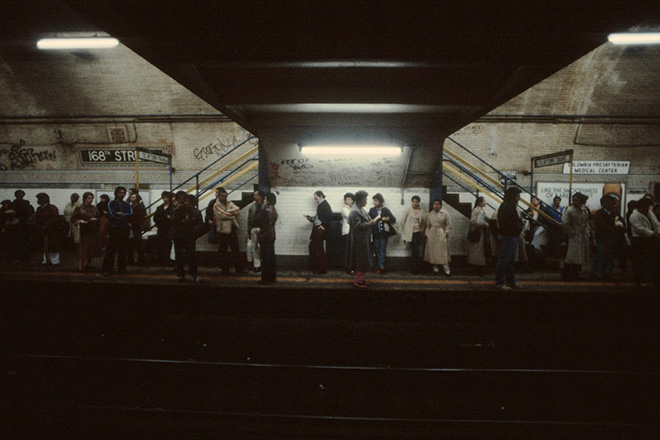 Best of 2014: Christopher Morris's 1980s NYC Subway Photos: Juxtapoz-ChrisopherMorris-03.jpg
