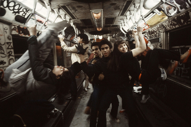 Best of 2014: Christopher Morris's 1980s NYC Subway Photos: Juxtapoz-ChrisopherMorris-06.jpg