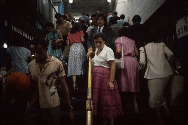 Best of 2014: Christopher Morris's 1980s NYC Subway Photos: Juxtapoz-ChrisopherMorris-08.jpg