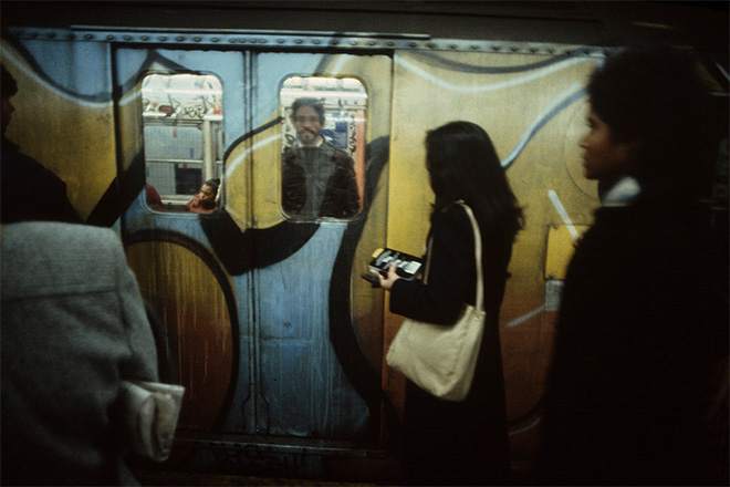 Best of 2014: Christopher Morris's 1980s NYC Subway Photos: Juxtapoz-ChrisopherMorris-09.jpg