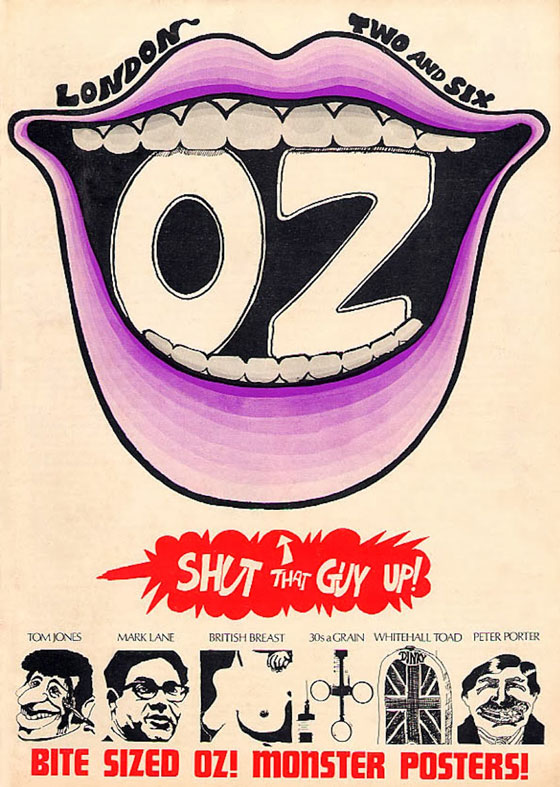 Remembering Oz Magazine: oz02cov.jpg