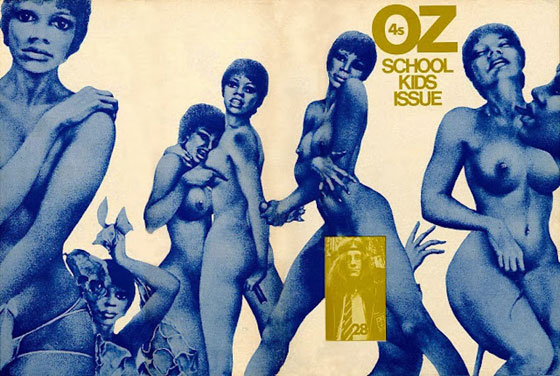 Remembering Oz Magazine: oz28cov.jpg