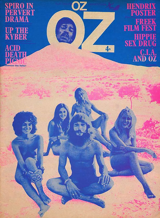 Remembering Oz Magazine: oz30cov.jpg