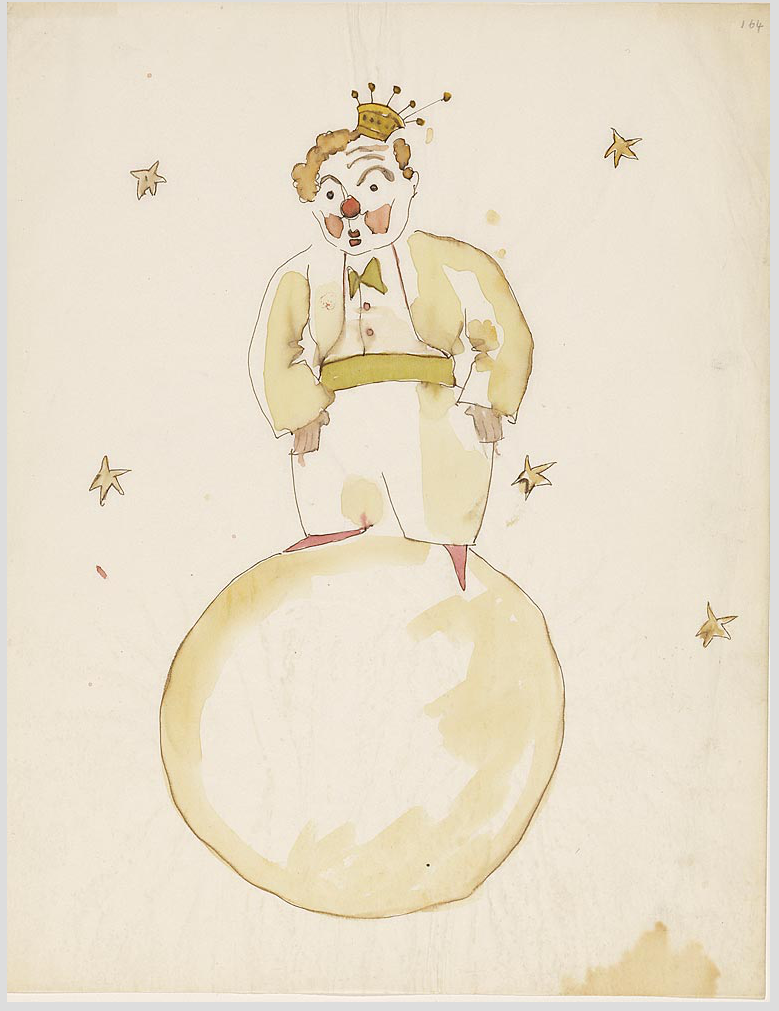 """The Little Prince: A New York Story"" @ The Morgan Library & Museum, NYC: Screen shot 2014-01-24 at 8.11.08 AM.png"