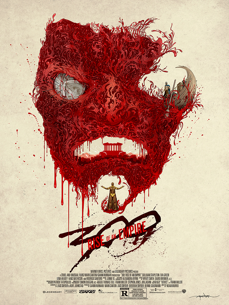 Alex Pardee's '300: Rise of an Empire' Poster: tumblr_mzxdd3sCHC1qj80s7o1_1280.jpg