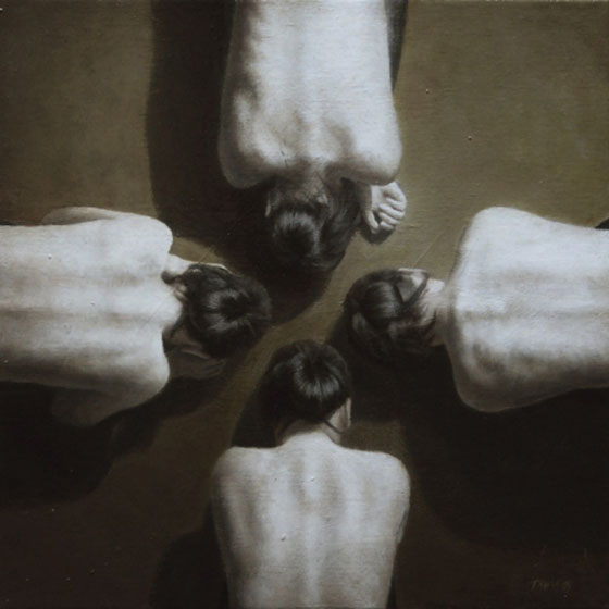 The Work of Truls Espedal: communion-30x30-cm.jpg