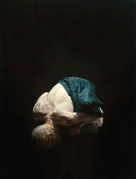 The Work of Truls Espedal: no-title-120x160-cm.jpg