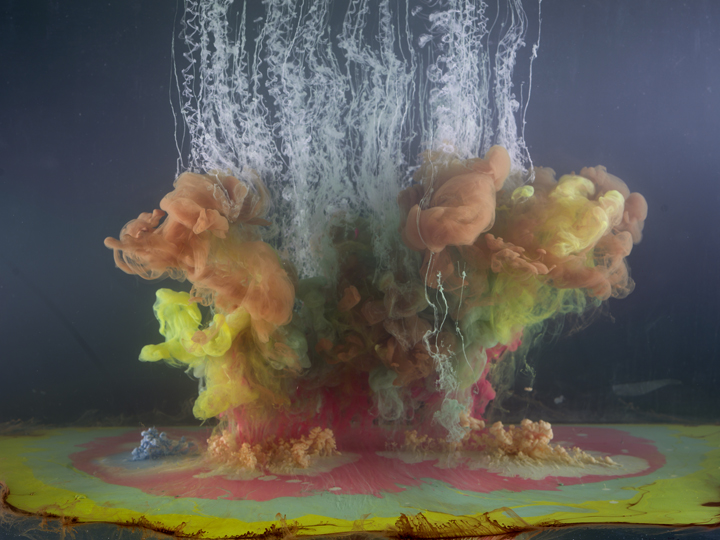 "Kim Keever ""Across the Volumes"" @ Waterhouse & Dodd, NYC: K2 Abstract 5692b, 24x31, 34x44, 2013.jpg"