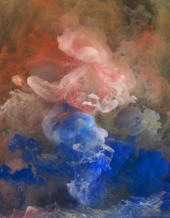 "Kim Keever ""Across the Volumes"" @ Waterhouse & Dodd, NYC: K2 Abstract 6802, 2014.jpg"