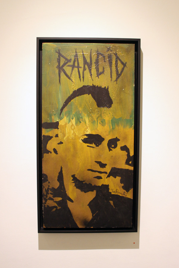 IN L.A.: Tim Armstrong @ Subliminal Projects: TA_1936.jpg