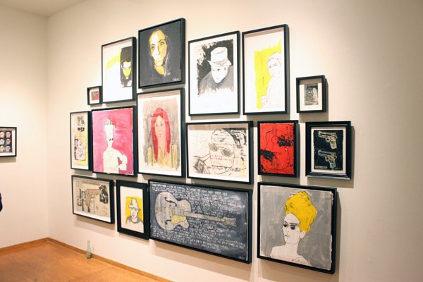 IN L.A.: Tim Armstrong @ Subliminal Projects: TA_1945.jpg
