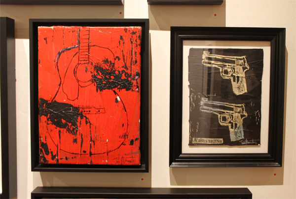 IN L.A.: Tim Armstrong @ Subliminal Projects: TA_1948.jpg
