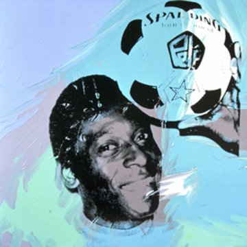 Fútbol: The Beautiful Game @ LACMA, Los Angeles: andy-warhol-athlete-pele1.jpeg