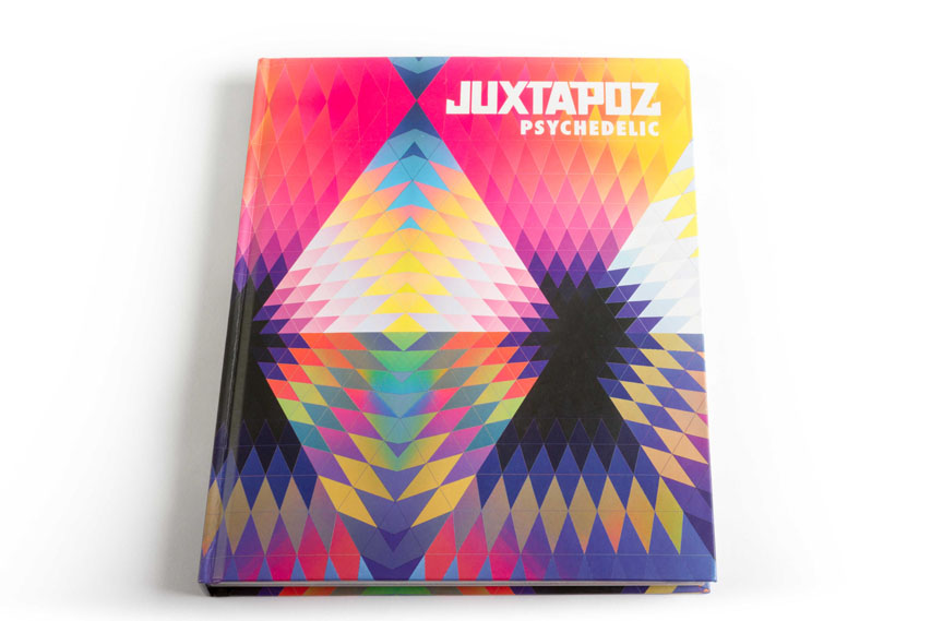 "Now In Our Webshop: ""Juxtapoz Psychedelic"" Book: 1-PsychBook.jpg"