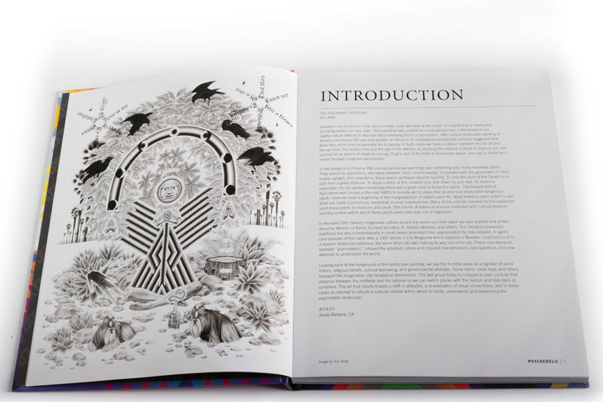 "Now In Our Webshop: ""Juxtapoz Psychedelic"" Book: PsychBook-2.jpg"