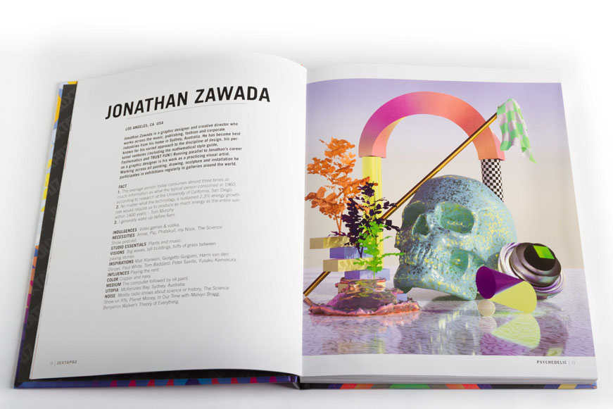 "Now In Our Webshop: ""Juxtapoz Psychedelic"" Book: PsychBook-3.jpg"