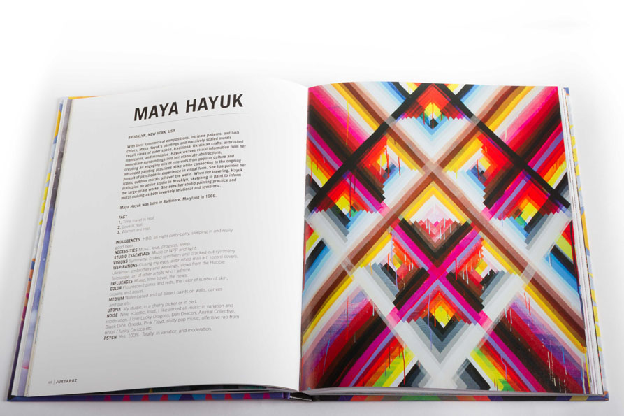"Now In Our Webshop: ""Juxtapoz Psychedelic"" Book: PsychBook-5.jpg"