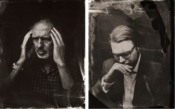Celebrity Tintypes by Victoria Will: juxtapoz_victoria_will6.png