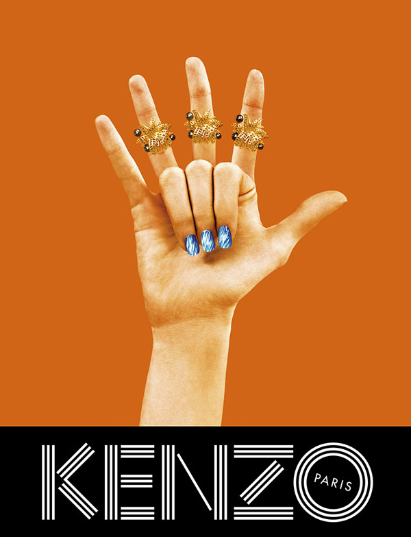 Toilet Paper hooks up Kenzo's Spring/Summer 2014 Campaign: juxtapo