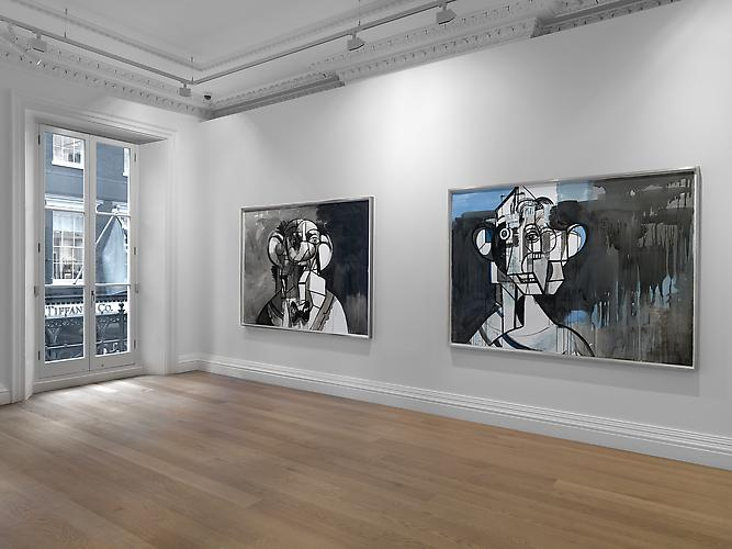 "George Condo ""Ink Drawings"" @ Skarstedt Gallery, London: SKA_0214__0070.jpg"