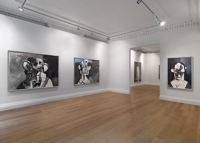 "George Condo ""Ink Drawings"" @ Skarstedt Gallery, London: SKA_0214__0090.jpg"