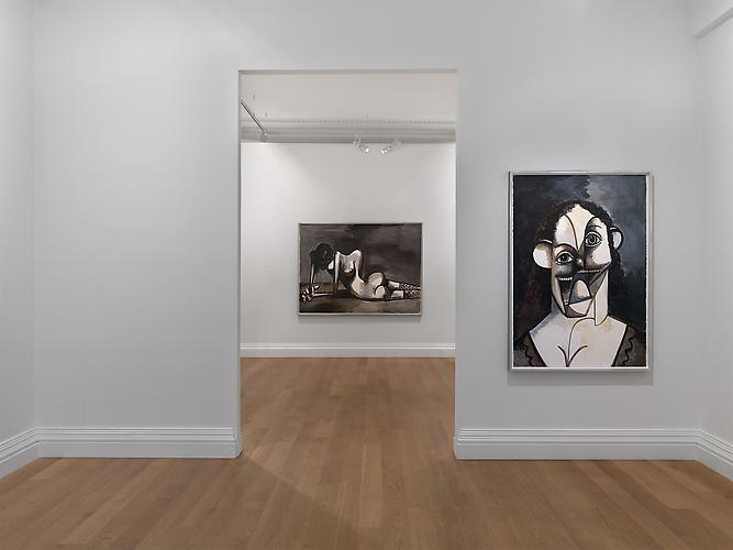 "George Condo ""Ink Drawings"" @ Skarstedt Gallery, London: SKA_0214__0100.jpg"