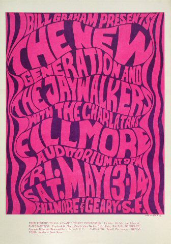 Psychedelic 1960s: The Poster Art of Wes Wilson: 1368040_orig.jpg