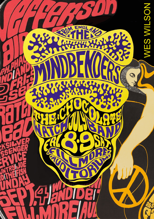 Psychedelic 1960s: The Poster Art of Wes Wilson: 5387067295_943a669f51_o.jpg