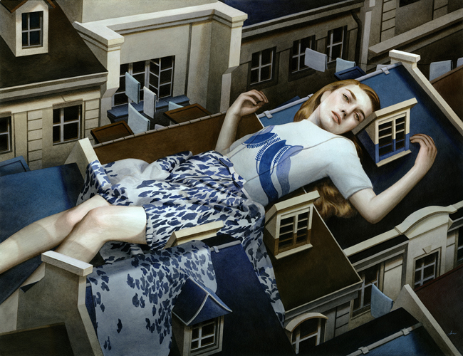 Tran Nguyen's Dreamscape Works: Sleeping-With-Nostalgia.jpg