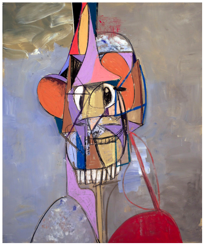 "George Condo ""Headspace"" @ Simon Lee Gallery, London: Screen shot 2014-02-13 at 8.59.14 AM.png"