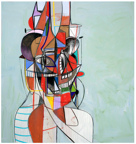 "George Condo ""Headspace"" @ Simon Lee Gallery, London: Screen shot 2014-02-13 at 8.59.23 AM.png"