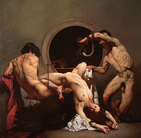 Baroque style paintings from Roberto Ferri: Screen shot 2014-02-17 at 2.01.18 PM.png