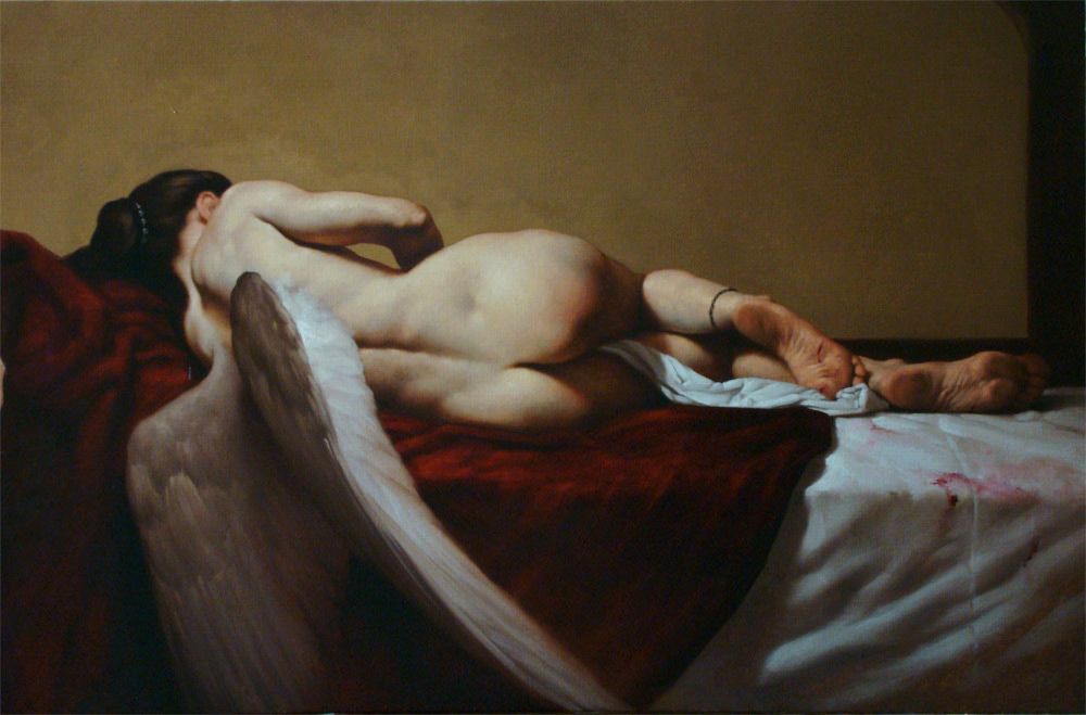 Baroque style paintings from Roberto Ferri: tumblr_m8p90twNJw1qdhfhho1_1280.jpg