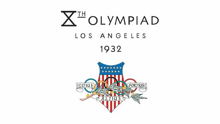 100 Years Of Olympic Logos: 3026311-slide-1932summerolympicslosangeles.jpg