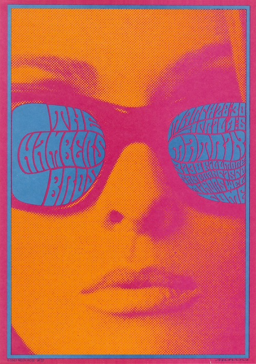 Psychedelic 1960s: The Poster Art of Victor Moscoso: 1-Victor.jpg