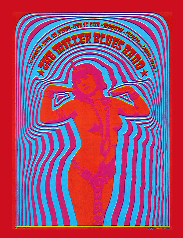 Psychedelic 1960s: The Poster Art of Victor Moscoso: 6-Victor.jpg