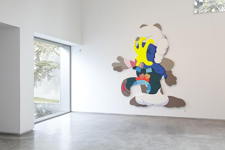 "KAWS ""Play Your Part"" @ Galeria Javier Lopez, Madrid: KAWS_Inst__view_103.jpg"
