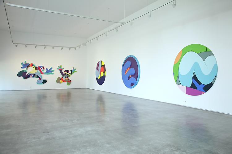 "KAWS ""Play Your Part"" @ Galeria Javier Lopez, Madrid: KAWS_Inst__view_32.jpg"