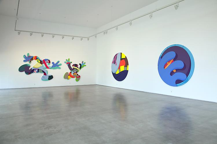 "KAWS ""Play Your Part"" @ Galeria Javier Lopez, Madrid: KAWS_Inst__view_42.jpg"